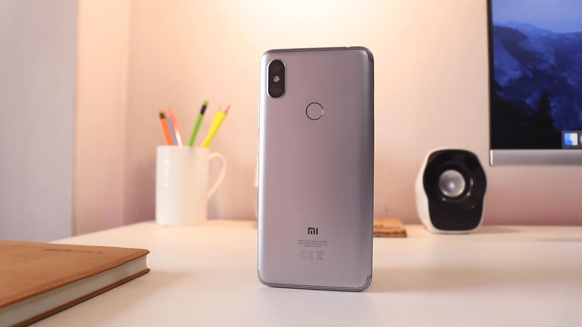 Xiaomi Redmi S2 achterkant