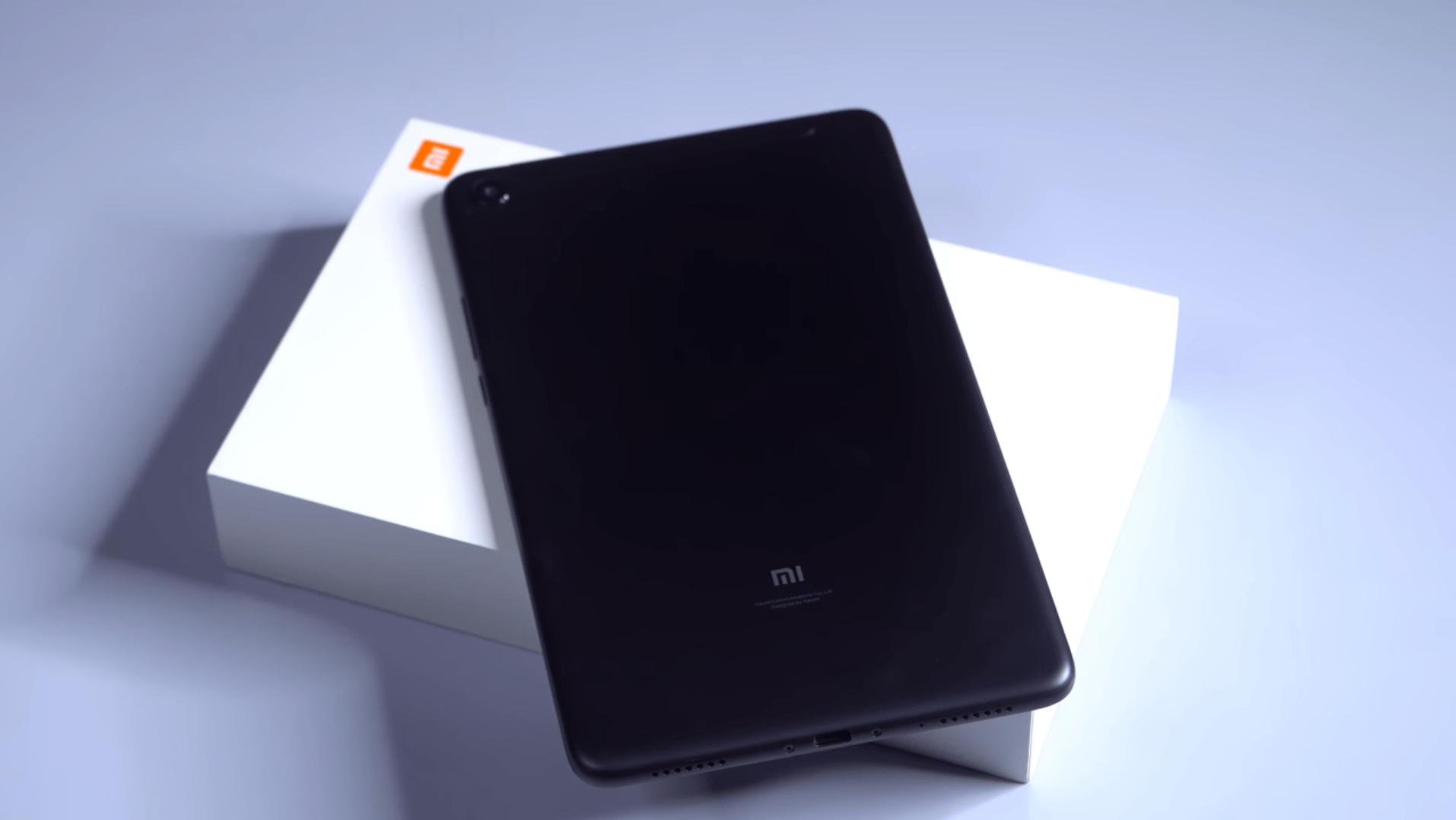 Xiaomi Mi-Pad 4 achterkant