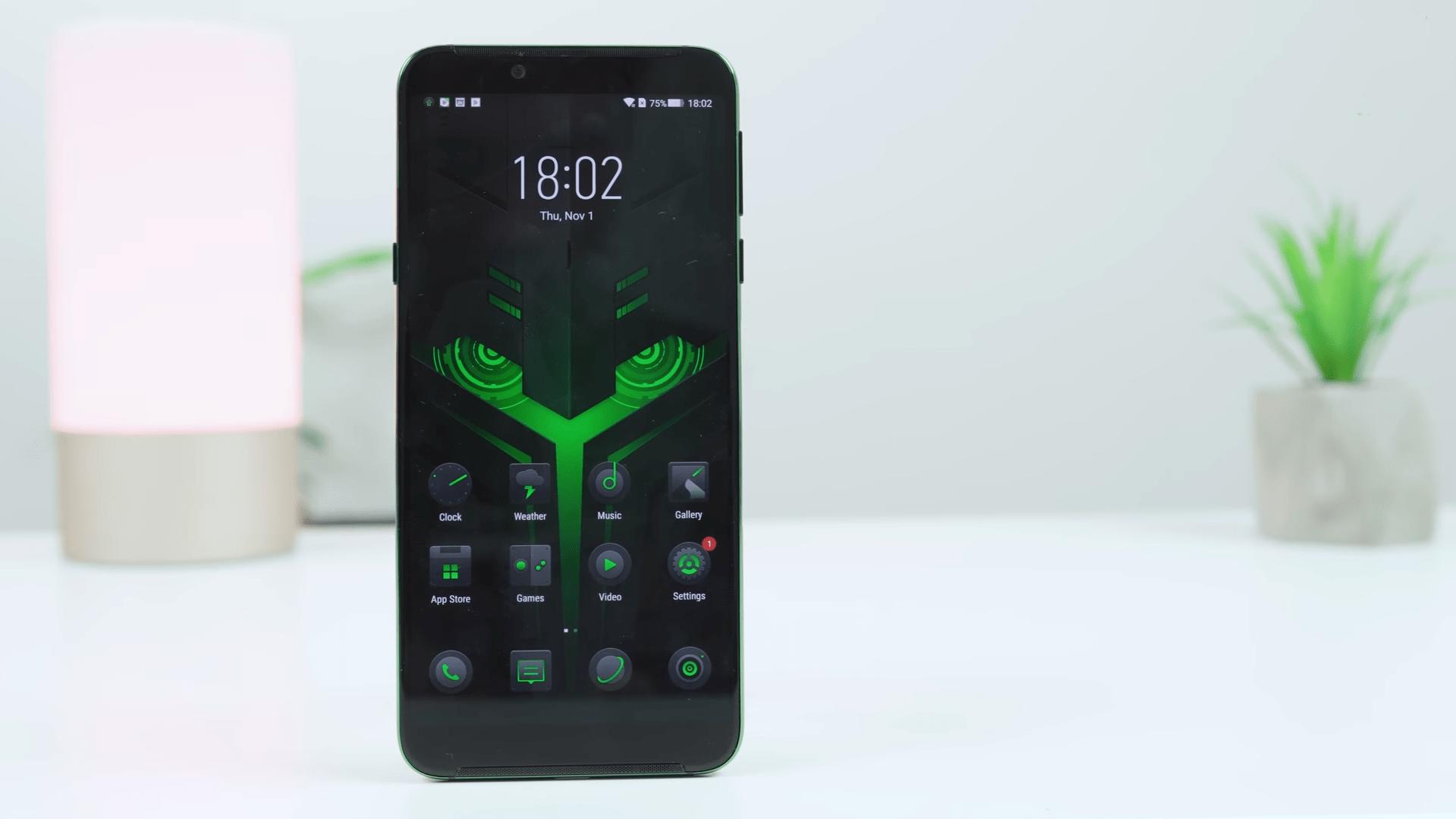 Xiaomi Black Shark Helo voorkant